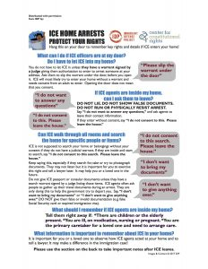 ICE Arrests - Immigrant Defense Project