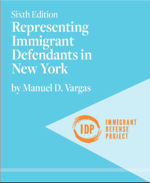 Representing Immigrant Defendants In New York